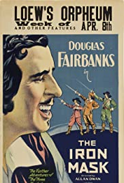 The Iron Mask(1929) Poster - Movie Forum, Cast, Reviews