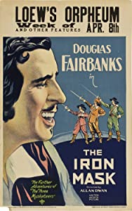 Movies mp4 download The Iron Mask [mts]