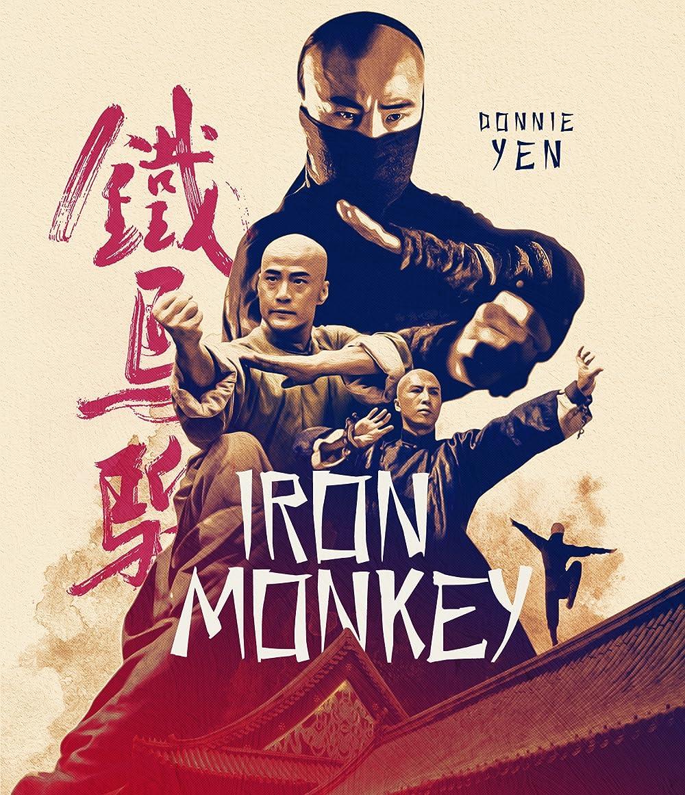 Download Iron Monkey 1993 Hindi ORG Dual Audio 1080p BluRay ESub 1.3GB