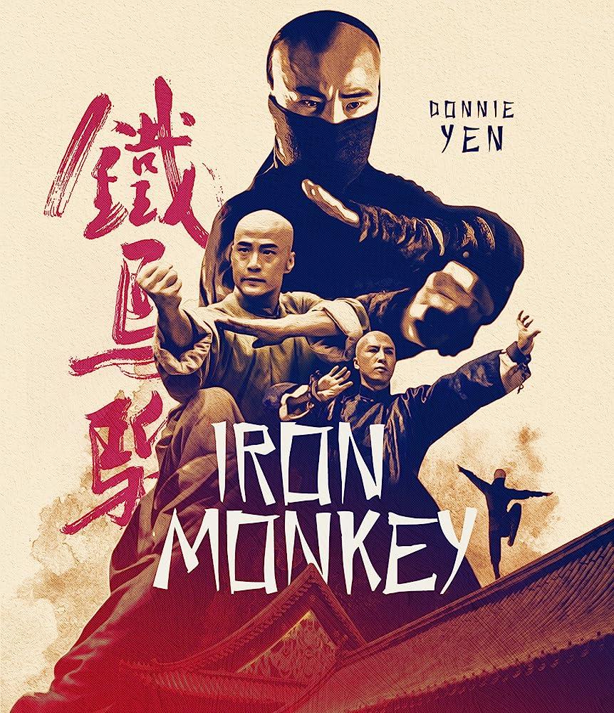 Donnie Yen in Siu nin Wong Fei Hung chi: Tit ma lau (1993)