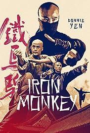 Iron Monkey Poster