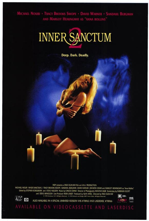 Inner Sanctum II (1994) Hindi Dubbed