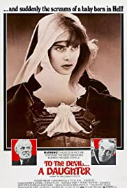 To the Devil a Daughter (1976) Poster - Movie Forum, Cast, Reviews