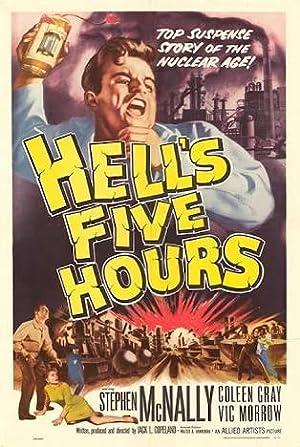 Film-Noir Hell's Five Hours Movie