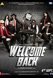 Welcome Back (2015) 720p