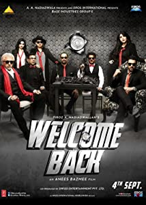 Welcome Back hd mp4 download