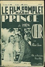 Prince de mon coeur Poster