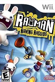 Rayman Raving Rabbids Poster