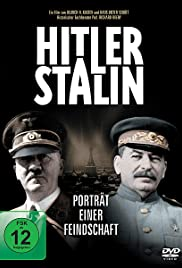 Hitler & Stalin - Portrait of Hostility Poster