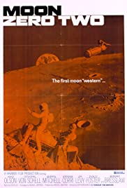 Moon Zero Two Poster