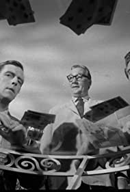 Edward Andrews, Joe Maross, and Fritz Weaver in The Twilight Zone (1959)