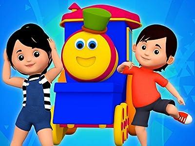Bon site pour regarder un film gratuit Bob the Train: Nursery Rhymes and Kids Songs - Bob the train -Head shoulders knees and toes (2016) [720p] [2K] [mkv]
