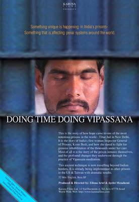 Documentary Doing Time, Doing Vipassana Movie