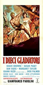 The Ten Gladiators movie free download hd