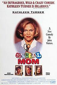 Matthew Lillard, Kathleen Turner, Ricki Lake, and Sam Waterston in Serial Mom (1994)