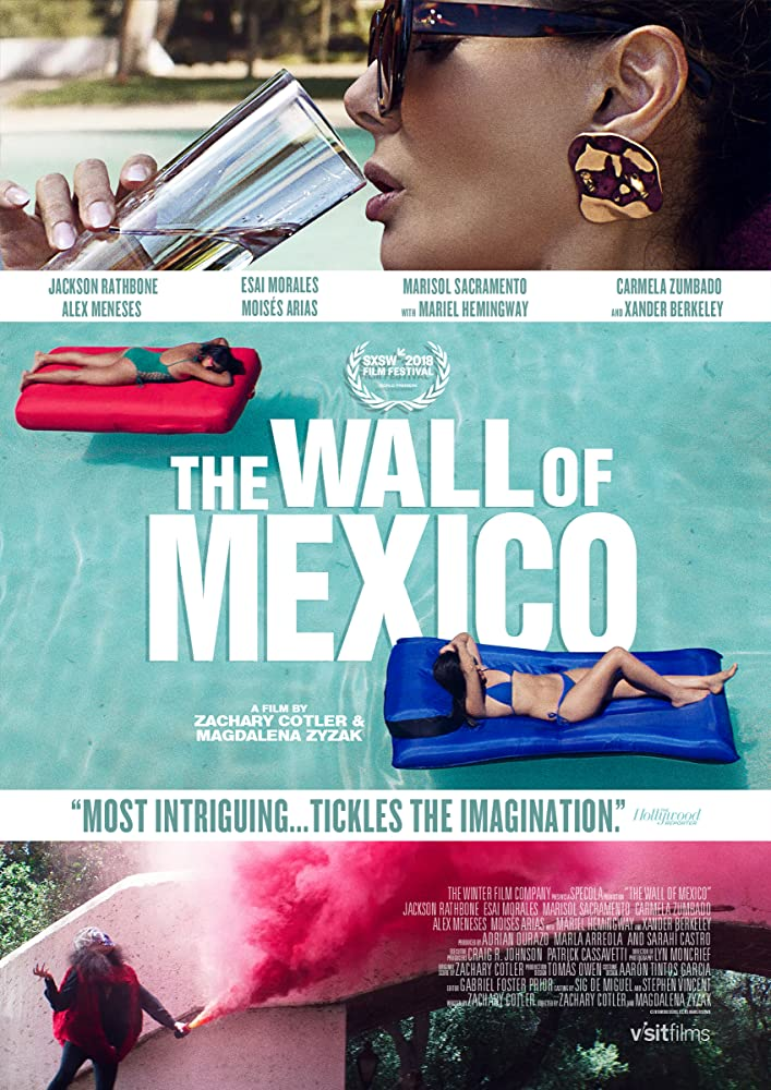The Wall of Mexico 2020 English 720p HDRip 797MB   300MB Download