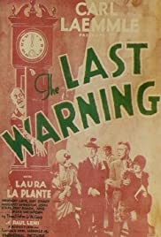 The Last Warning Poster