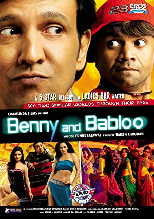 Where to stream Benny and Babloo