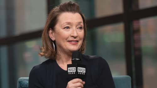 "BUILD: Lesley Manville and Liam Neesan Instantly Connected for ""Ordinary Love"""