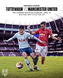 Tottenham Hotspur vs Manchester United (2020)