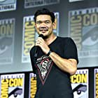 Destin Daniel Cretton at an event for Shang-Chi and the Legend of the Ten Rings (2021)