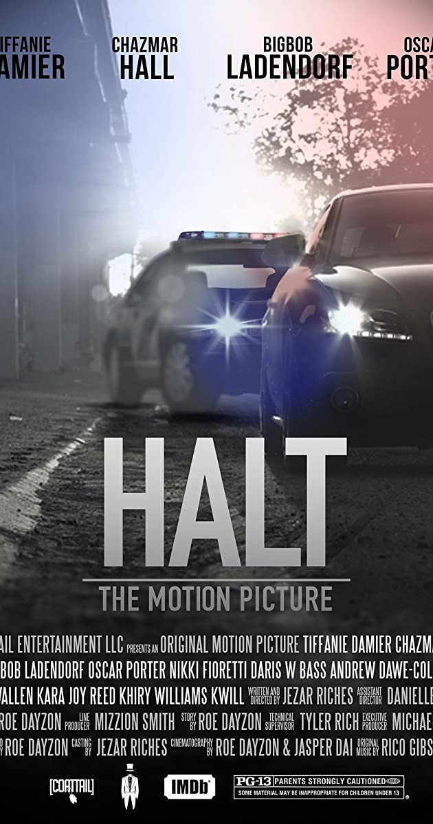 halt  the motion picture  2018