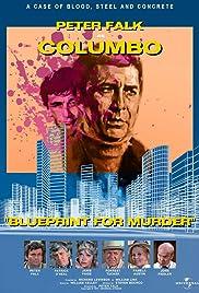 Blueprint for Murder Poster