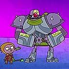 Scott Menville and Khary Payton in Teen Titans Go! (2013)