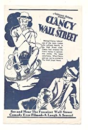 Clancy in Wall Street Poster