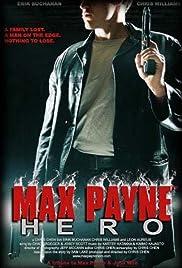 Max Payne: Hero Poster