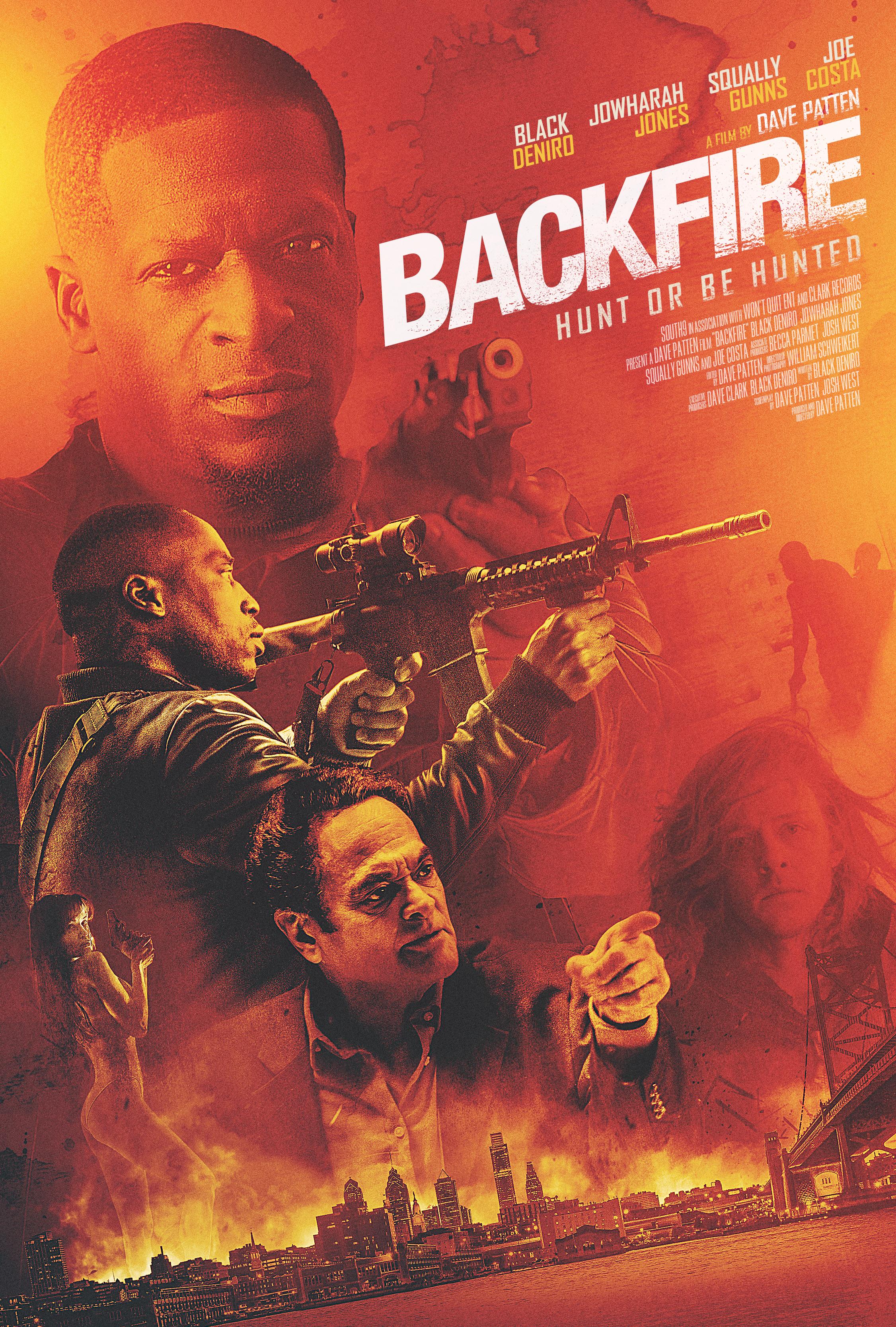 Backfire (2017) - IMDb