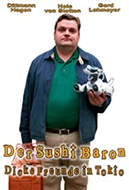Der Sushi Baron - Dicke Freunde in Tokio Poster