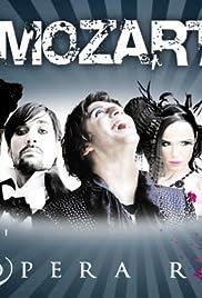 Mozart L'Opéra Rock Poster