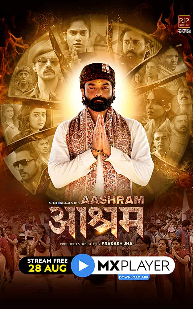Aashram (2020) Season 1 Hindi MX Player