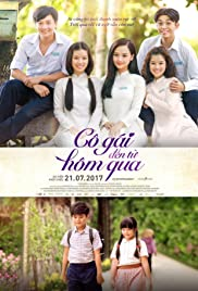 The Girl from Yesterday Poster