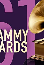 The 61st Annual Grammy Awards Poster