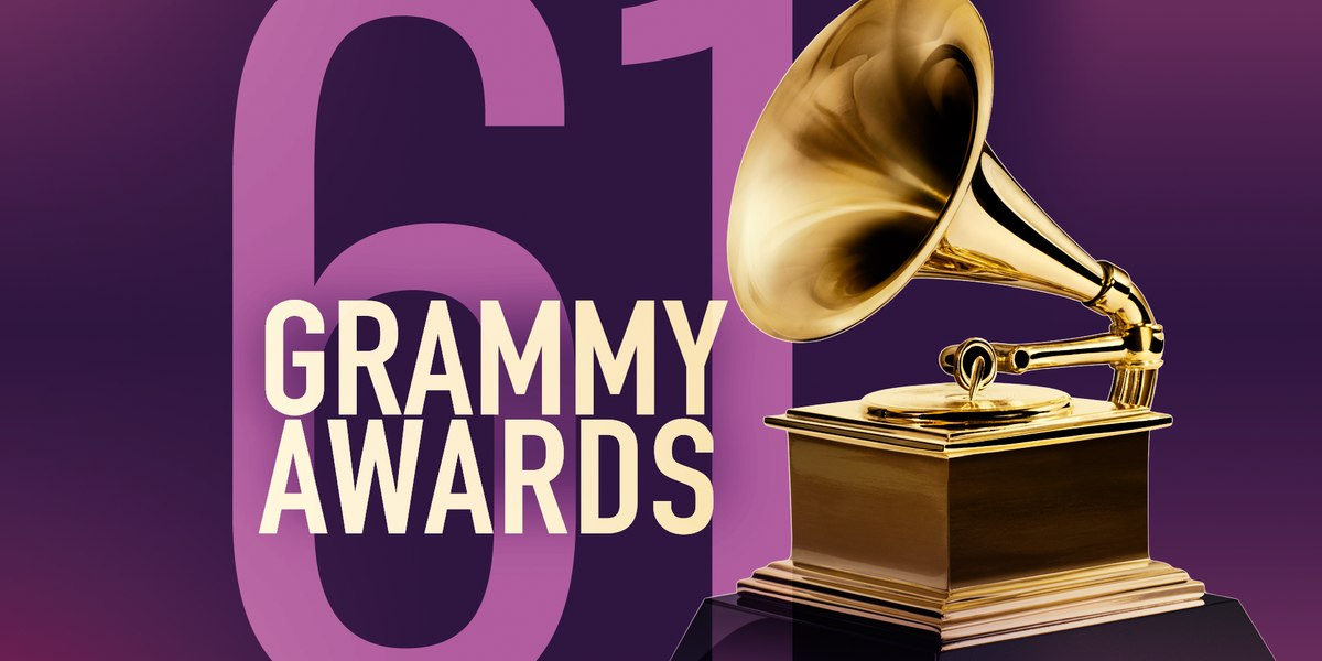 The 61st Annual Grammy Awards (2019) HDTV