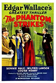 The Phantom Strikes Poster