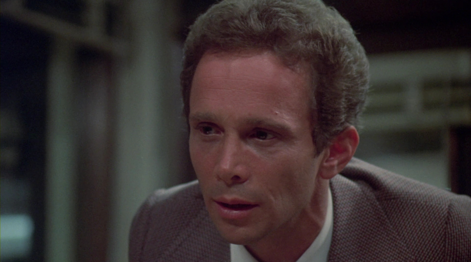 Joel Grey in Man on a Swing (1974)