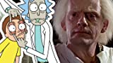 TVWeb: Christopher Lloyd wants to be on Rick and Morty