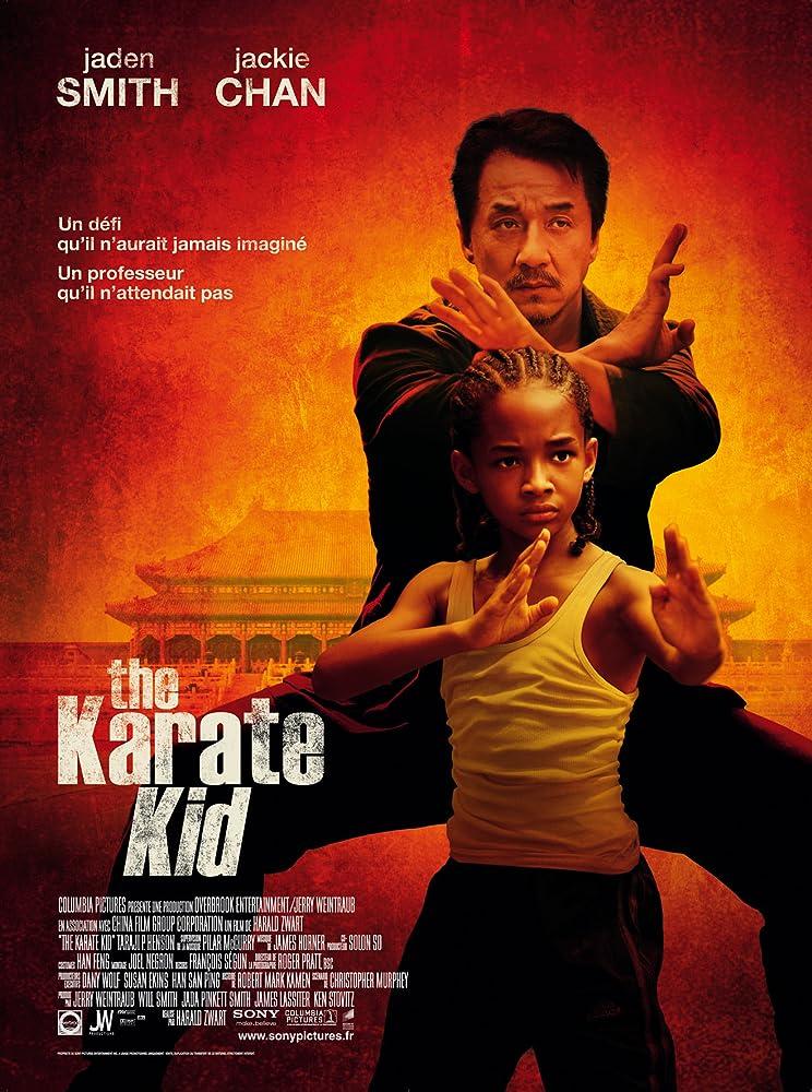 Poster Film The Karate Kid