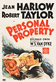 Personal Property Poster