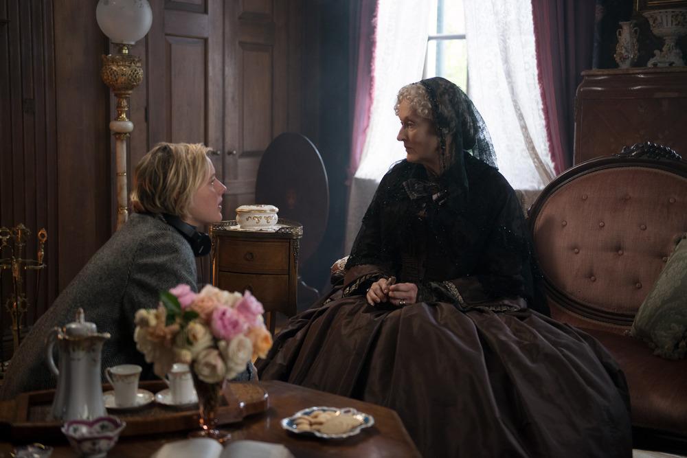 Meryl Streep and Greta Gerwig in Little Women (2019)
