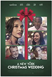 A Christmas Wedding 2020 A New York Christmas Wedding (2020)   IMDb