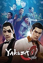 Yakuza 0(2015) Poster - Movie Forum, Cast, Reviews