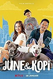 June & Kopi Poster