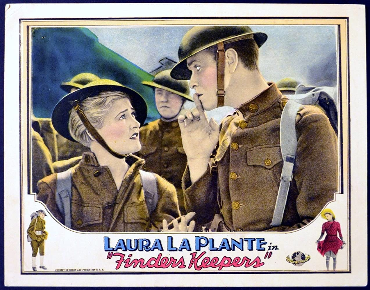 Finders Keepers (1928)
