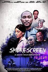 David Dontoh, Haillie Sumney, Dkb, Rama Brew, Marie-Humbert Droz, and Blossom Chukwujekwu in Smoke Screen (2019)