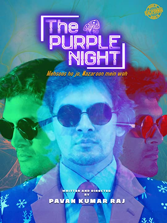 The Purple Night (2021)