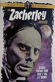 The Zacherley Archives Poster